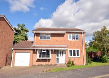 Thumbnail 3 bed detached house for sale in Windmill Way, Kegworth, Derby
