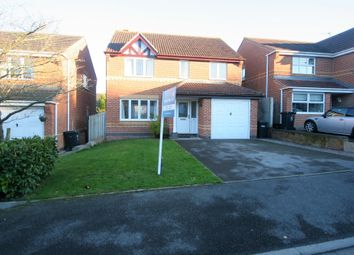 Thumbnail 4 bed detached house to rent in Coltsfoot Court, Killinghall, Harrogate