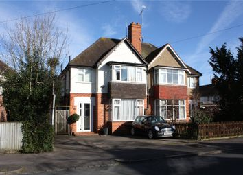 Thumbnail 4 bedroom semi-detached house for sale in Tamarisk Avenue, Reading, Berkshire