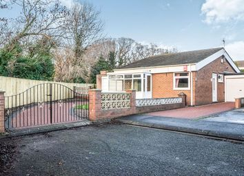 Thumbnail 2 bedroom bungalow for sale in Overton Close, Dumpling Hall, Newcastle Upon Tyne