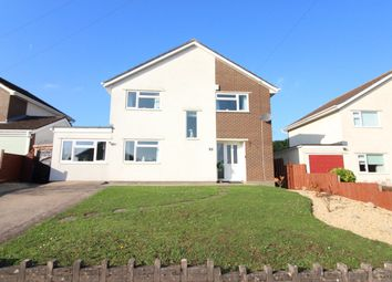 Thumbnail 3 bed detached house for sale in Queens Gardens, Magor, Caldicot