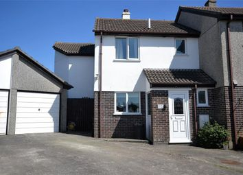 Thumbnail 4 bed semi-detached house for sale in Brentwartha, Polperro, Looe, Cornwall
