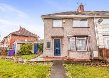 Thumbnail 3 bedroom semi-detached house for sale in Fairmead Road, Liverpool, Merseyside