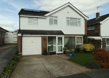 Thumbnail 5 bedroom detached house for sale in Tonbridge Mount, Wollaton, Nottingham