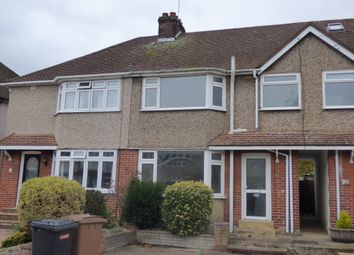 Thumbnail 3 bed terraced house to rent in Yarwood Road, Chelmsford