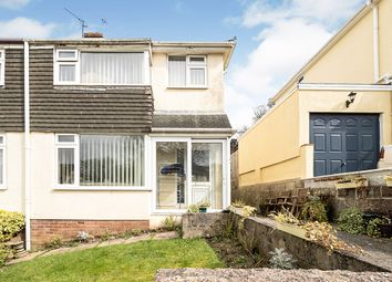 3 bed semi-detached house for sale in Haldon Rise, Newton Abbot, Devon TQ12