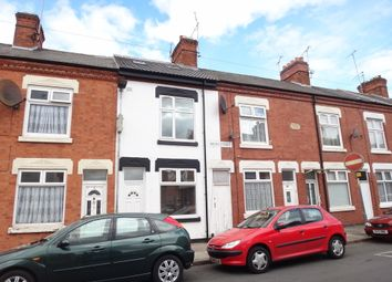 Thumbnail 4 bedroom terraced house for sale in Bruin Street, Belgrave, Leicester