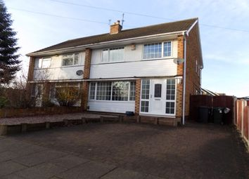 Thumbnail 3 bed semi-detached house to rent in Fernhurst Road, Wheatley Hills, Doncaster