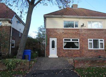 Thumbnail 2 bed semi-detached house for sale in Arcot Avenue, Nelson Village, Cramlington