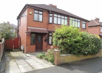Thumbnail 3 bed semi-detached house for sale in St Georges Road, Droylsden, Manchester