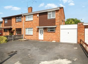 Thumbnail 3 bed semi-detached house for sale in Mulberry Grove, Rodbourne Cheney, Swindon