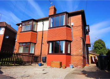 Thumbnail 3 bed semi-detached house for sale in Green Hill Crescent, Leeds