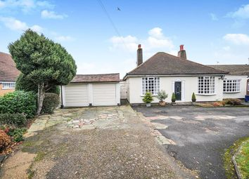 Thumbnail 4 bed bungalow for sale in London Road, West Kingsdown, Sevenoaks, Kent