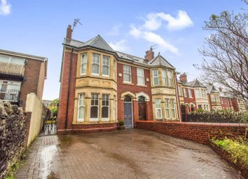 Thumbnail 3 bedroom semi-detached house for sale in Park Road, Whitchurch, Cardiff