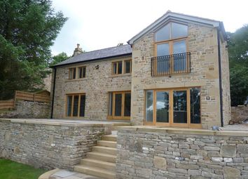 Thumbnail 4 bed farmhouse to rent in Dean Lane, Whalley Banks, Great Harwood