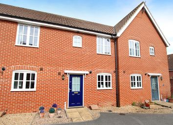 2 bed terraced house for sale in Robert Norgate Close, Horstead, Norwich NR12