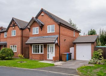3 bed detached house to rent in Spindlepoint Drive, Worsley, Manchester M28