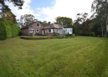 Thumbnail 4 bed detached house for sale in Neston Road, Burton, Neston