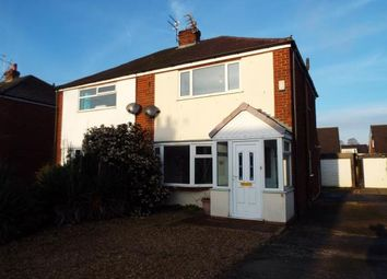 Thumbnail 3 bed semi-detached house for sale in Bannister Hall Drive, Higher Walton, Preston, Lancashire