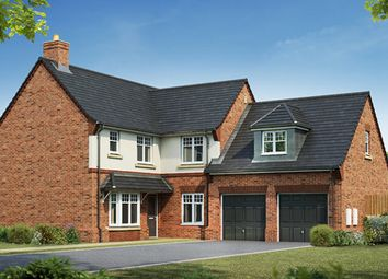 "Thumbnail 5 bed detached house for sale in ""The Portchester"" at London Road, Retford"