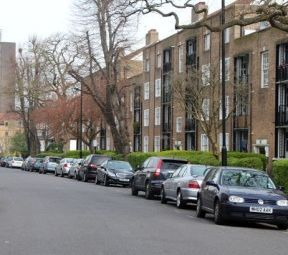 Thumbnail 3 bed flat for sale in Upper Park Road, Hampstead