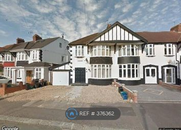Thumbnail 3 bed semi-detached house to rent in Stradbroke Grove, Ilford