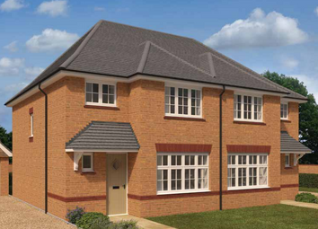 Thumbnail 3 bed semi-detached house for sale in Bishops Court, Sidmouth Road, Exeter, Devon
