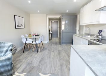 Thumbnail 1 bedroom flat for sale in The Glasshouse, Bedford Town Centre