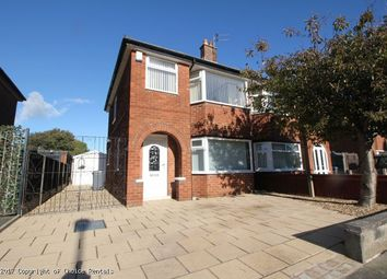 Thumbnail 3 bed property to rent in Longford Ave, Blackpool