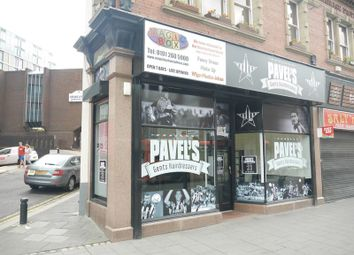 Thumbnail Commercial property for sale in Pavel's Gents Barbers, 11 Percy Street, City Centre