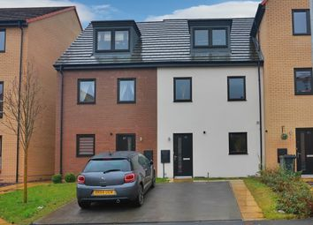 Thumbnail 3 bed town house for sale in Stables Way, Wath-Upon-Dearne, Rotherham