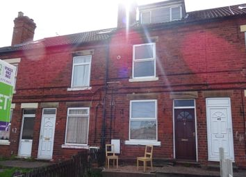 Thumbnail 3 bedroom terraced house to rent in Brierley Cottages Sutton-In-Ashfield, Nottingham