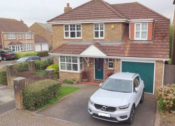 Thumbnail 4 bed detached house for sale in Wateringbury, Maidstone