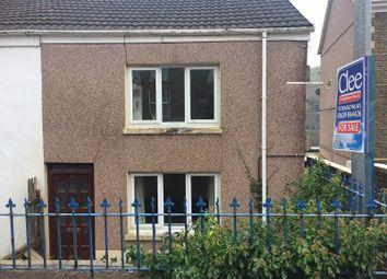 Thumbnail 3 bedroom end terrace house for sale in Allt Y Grug, Ystalyfera, Swansea.