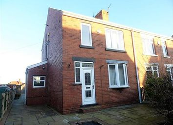 Thumbnail 3 bed semi-detached house to rent in First Avenue, Royston, Barnsley