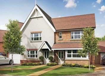 "Thumbnail 3 bed semi-detached house for sale in ""The Gloucester"" at Woodcroft Lane, Waterlooville"