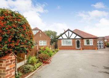 Thumbnail 2 bed bungalow for sale in Peveril Drive, Hazel Grove, Stockport, Cheshire