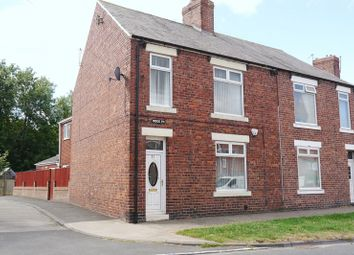 Thumbnail 3 bed property for sale in Ridge Terrace, Bedlington