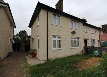 Thumbnail 3 bed end terrace house to rent in Stevens Road, Dagenham, Essex