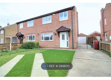 Thumbnail 3 bed semi-detached house to rent in Parklands, West Butterwick
