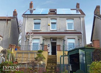 Thumbnail 4 bed detached house for sale in Gladstone Road, Crumlin, Newport, Caerphilly