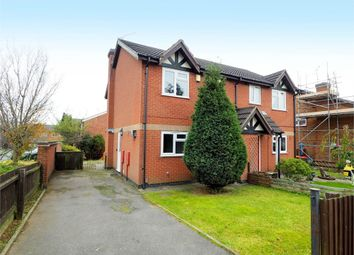 Thumbnail 3 bed semi-detached house for sale in Dovedale Avenue, Sutton-In-Ashfield, Nottinghamshire