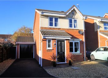 Thumbnail 3 bed link-detached house for sale in Clarendon Close, Redditch