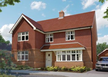 "Thumbnail 5 bed detached house for sale in ""The Chester"" at Seldens Mews, Seldens Way, Worthing"