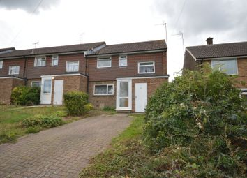 Thumbnail 2 bed end terrace house for sale in Browndens Road, Upper Halling, Rochester, Kent