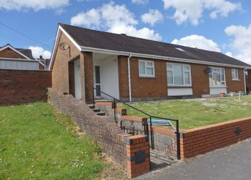 Thumbnail 2 bed bungalow for sale in Bryncanol, Dafen, Llanelli