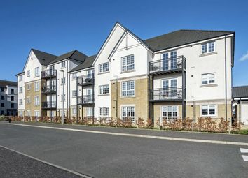 Thumbnail 1 bedroom flat for sale in Crown Crescent, Larbert