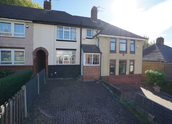 Thumbnail 3 bed terraced house for sale in Barrie Crescent, Sheffield, South Yorkshire