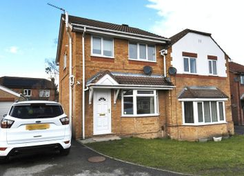 Thumbnail 3 bed semi-detached house to rent in Ridings Gardens, Lofthouse, Wakefield