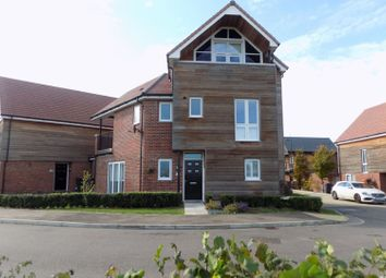 Thumbnail 4 bed detached house for sale in Poppy Close, Polegate